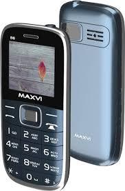 Мобильный <b>телефон Maxvi B6</b>: купить по цене от 1460 р. в ...
