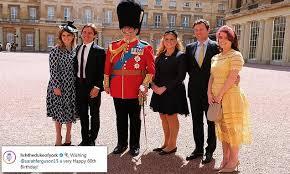 Prince Andrew shares family photo for Sarah Ferguson's <b>60th birthday</b>