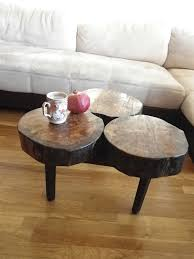 amazing tree stump coffee table tree stump coffee table table design ideas awesome tree trunk coffee table