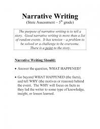 th grades th grade writing and narrative writing prompts on 5th grades 5th grade writing and narrative writing prompts on narrative essay examples for high school students narrative essay example topics narrative