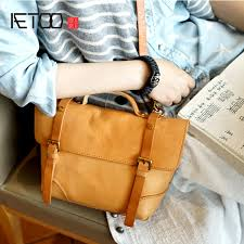 Aliexpress.com : Buy <b>AETOO Leather</b> literary Sen retro shakuhachi ...