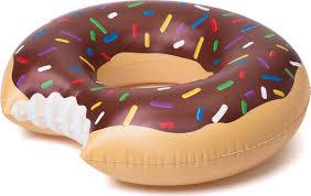 """<b>Круг надувной BigMouth</b> """"<b>Chocolate</b> Donut"""" — купить в интернет ..."""