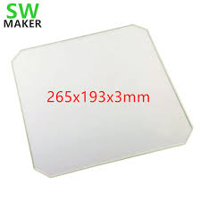 SWMAKER 265x193x3mm Borosilicate Glass plate for <b>Magnum</b> ...