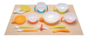 Купить <b>набор детской посуды Combi</b> Tableware Step 3 Sea, цены ...