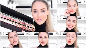 <b>Loreal Color Riche</b> FULL COLLECTION - Swatches & Try On ...