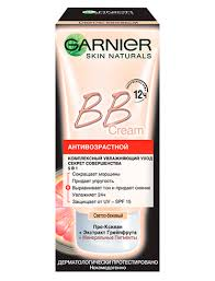 <b>Антивозрастной</b> светло-бежевый <b>BB</b>-<b>крем</b> Garnier: купить у ...