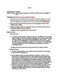 essays speech about bullying notes for a speech on tattoos   gcse english   marked by teacherscom