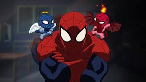 Resultado de imagen de ultimate spiderman