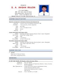 doc 566792 college instructor resume sample template bizdoska com college teaching resumes template