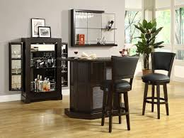 havana contemporary espresso bar buy home bar furniture