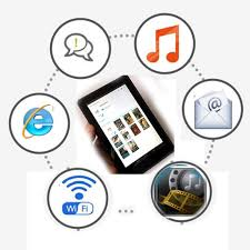 Momomo Ebook Reader Smart Android <b>wireless WiFi</b> digital Player ...