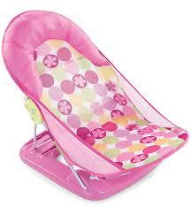 Лежак для купания <b>Summer</b> Infant Deluxe Baby Bather розовый ...