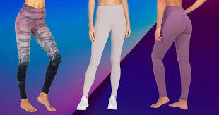 The Best <b>Yoga Pants</b> for Your Shape | Shape