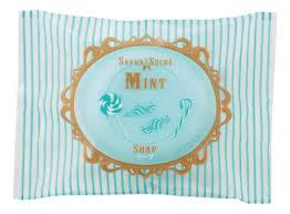 Купить <b>мыло</b> косметическое мята savon sucre mint <b>soap</b> 30г ...