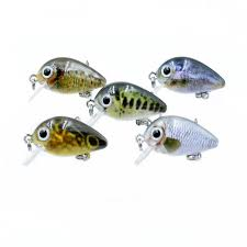 Online Shop <b>5pcs</b>/box 3cm 1.9g <b>Mini</b> Crazy Wobble Pesca ...