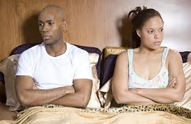ANGRY BLACK COUPLES