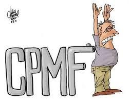 Resultado de imagem para o monstro da cpmf