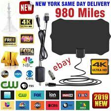 4K <b>1080P</b> Indoor <b>Digital TV</b> Antenna 300 Miles Range Signal ...