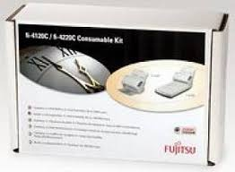 <b>Комплект расходных материалов Fujitsu</b> CON-3670-400K (CON ...