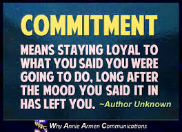 Inspiring Quotes about Commitment - Muhaise.com