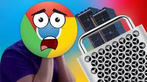 """Блогер """"победил"""" самый мощный <b>Mac Pro</b>, открыв 6000 вкладок ..."""