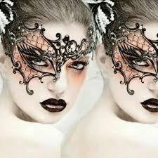 <b>1PCS</b> Black <b>Women</b> Sexy Lace <b>Eye Mask</b> Party Masks For ...