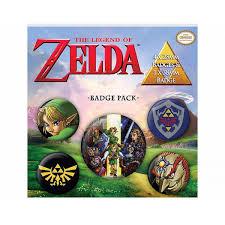 <b>Набор значков</b> Pyramid The Legend Of Zelda