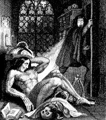 mary shelley s frankenstein a creation for the ages an 1831 engraving that accompanied the second edition of mary shelley s frankenstein