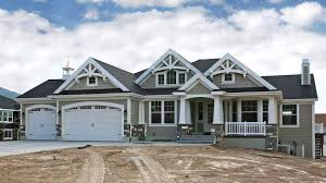"""House Plans  A popular choice  if the craftsman style appeals to you  you    re probably the kind of person who keeps up on trends  People might describe you as """"hip"""" and"""