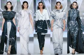 The story of the <b>marble fashion</b> trend