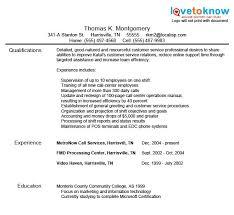 customer service resume samplescustomer service resume template