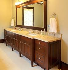 dual vanity bathroom: