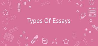10 Basic Types of <b>Essays</b> and Examples