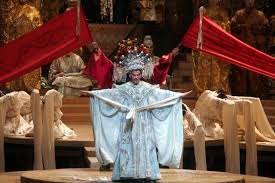 washington irving s famous story of a sleeping man the swedish soprano erika sunnegardh as the title character in puccini s turandot at the