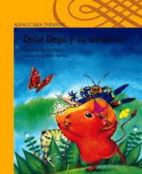 Delia Degu Y Su Sombrero - 9789562393584
