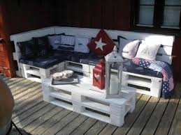 diy pallet furniture for terrace build pallet furniture