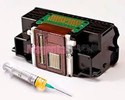 <b>Печатающая головка</b> – выбираем <b>принтер</b> по возможностям ПГ