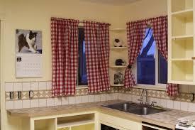 Kitchen Curtains At Walmart Kitchen Curtains Modern