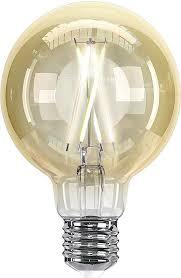 Купить Умная <b>лампа Hiper IoT G95</b> Filament Vintage E27 7Вт ...