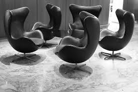 egg chairs by arne jacobsen arne jacobsen style egg