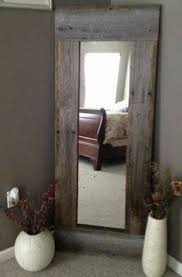 beautiful barn wood mirroruse a cheap mirror and replace sides with barn wood barn wood ideas