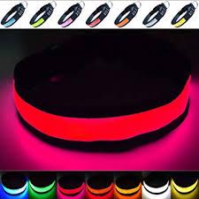 Fun <b>Pets</b> Super Bright USB Rechargeable LED <b>Dog Safety Collar</b>