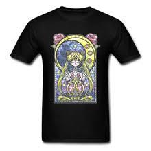 Moon Blessing <b>футболка аниме</b> Мужская <b>футболка Сейлор Мун</b> ...
