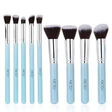 Abody <b>9Pcs</b> Makeup Brush Set Start Makers Makeup Brushes ...