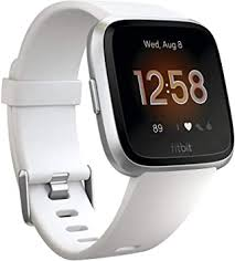 <b>Fitbit Versa</b> Lite Edition <b>Smart</b> Watch, One Size (S & L Bands Included)