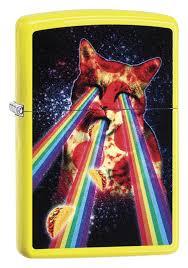 <b>Зажигалка Classic Pizza Cat</b> 29614 от Zippo купить на Randewoo.ru