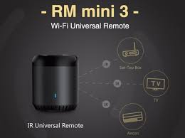 Home automation with a <b>Broadlink RM Mini 3</b> and Google Home
