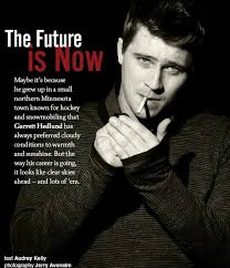 garrett hedlund featured in 'in fade' magazine: hedlund_fan via Relatably.com