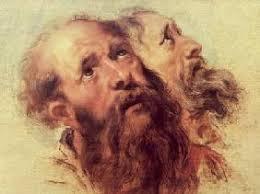 Rubens, Peter Paul : Two Apostles - thm_apostles_phd30404_hi