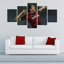 AC Milan Midfield <b>Kakà</b> | Wall <b>art prints</b>, <b>Canvas</b> wall <b>art</b>, Wall <b>art</b> decor